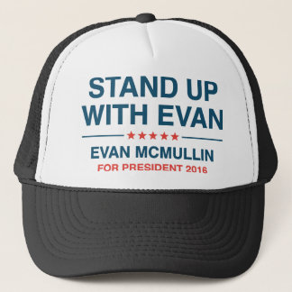 Stand Up With Evan Trucker Hat