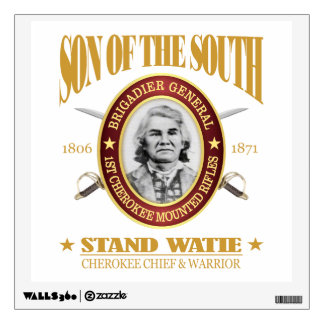 Stand Watie (SOTS2) Wall Decal