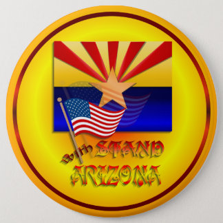 Stand With Arizona Button