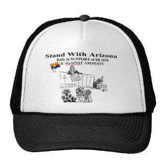Stand With Arizona Trucker Hat