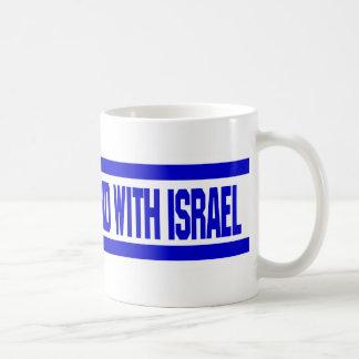 Stand With Israel Coffee Mug