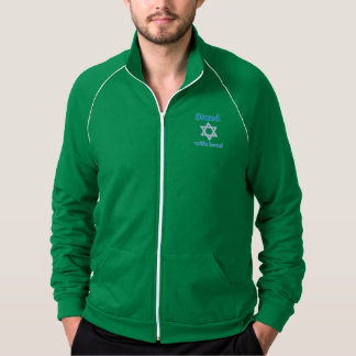 Stand with Israel - Magen David Jacket