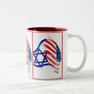 Stand With Israel Mugs