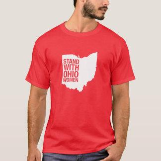 Stand with Ohio Women-Men's Tee