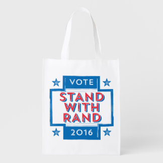 Stand with Rand 2016 Grocery Bag