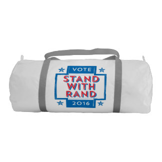 Stand with Rand 2016 Gym Duffel Bag