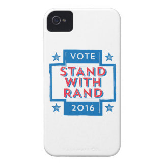 Stand with Rand 2016 iPhone 4 Case-Mate Case