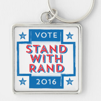 Stand with Rand 2016 Keychain