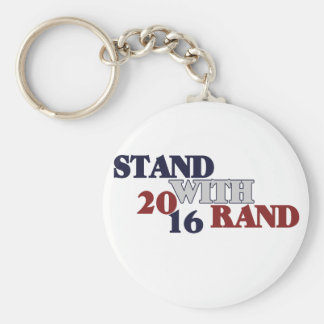 Stand with Rand 2016 Key Chain