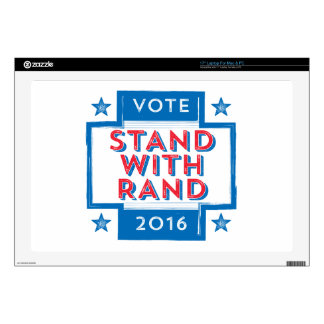 Stand with Rand 2016 Laptop Decals
