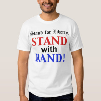 Stand with Rand 2016 shirt
