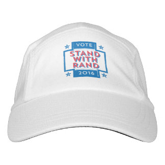 Stand with Rand 2016 Headsweats Hat