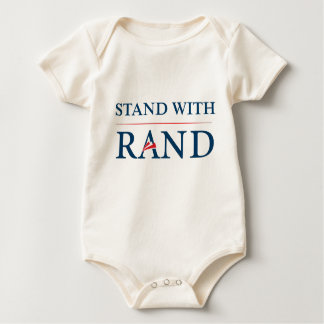Stand With Rand Baby Bodysuit