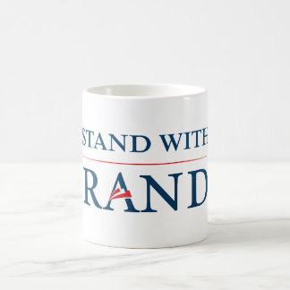 Stand With Rand Mug