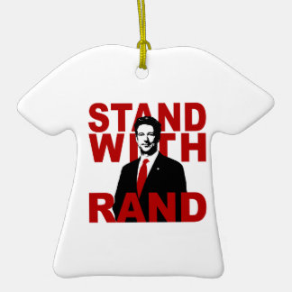 Stand With Rand Christmas Tree Ornament