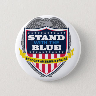 Stand With the Blue Button