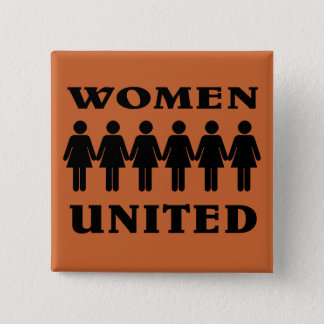 Stand with Women. Button