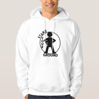 STAND YOUR GROUND LAW HOODIE