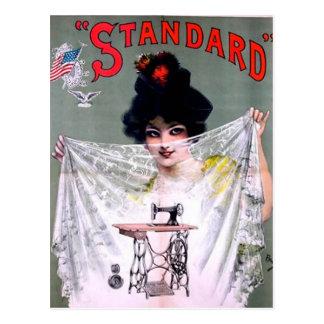 Standard-1895 Postales