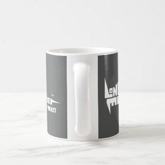 Standard 325 ml Mug with White on Slate Logo