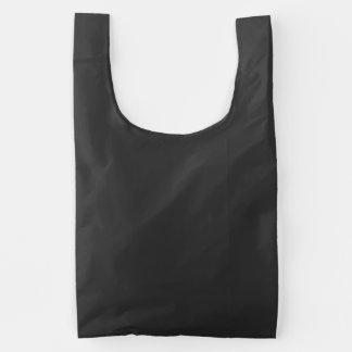 Standard BAGGU Reusable Bag, Black Reusable Bag
