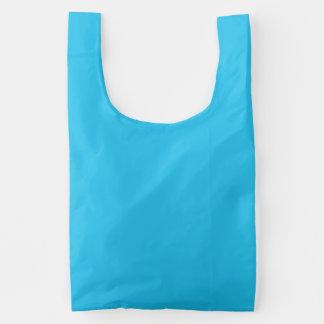 Standard BAGGU Reusable Bag, Deep Aqua Reusable Bag