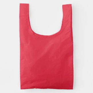 Standard BAGGU Reusable Bag, Red Reusable Bag