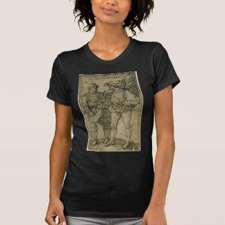 Standard Bearer and Drummer T-shirt