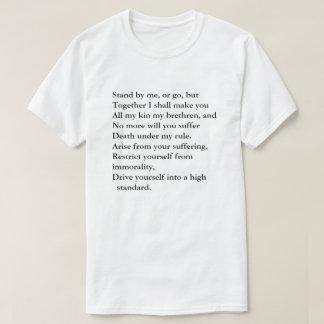 """Standard"" by Jesse Cochran T-Shirt"
