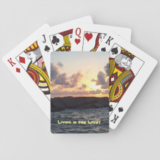 Standard Deck of Cards - Living in the Light