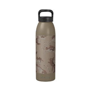 Standard Desert Camo Drinking Bottles