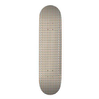 standard in star form skateboard deck
