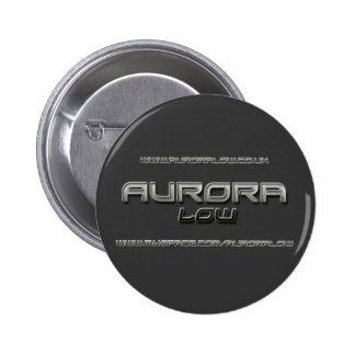 Standard Logo Badge 1 - Grey - Customized Pinback Button