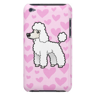 Standard/Miniature/Toy Poodle Love Barely There iPod Case
