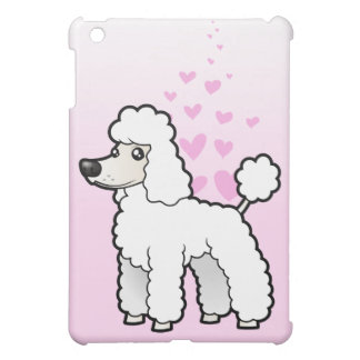 Standard/Miniature/Toy Poodle Love (puppy cut) Case For The iPad Mini