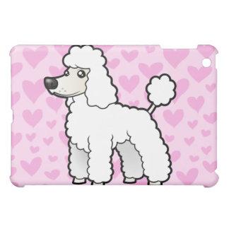 Standard/Miniature/Toy Poodle Love (puppy cut) iPad Mini Covers