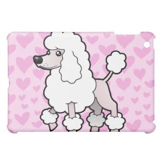 Standard/Miniature/Toy Poodle Love (show cut) iPad Mini Cases