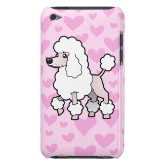 Standard/Miniature/Toy Poodle (show cut) Love iPod Touch Cases