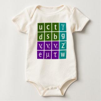 Standard Model (kids) Baby Bodysuit