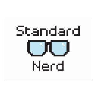 Standard Nerd Large Business Card