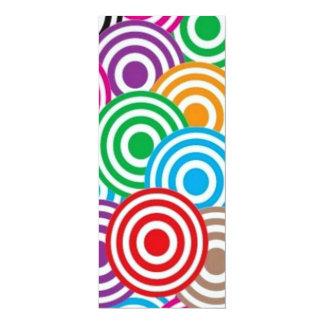 standard of circles card