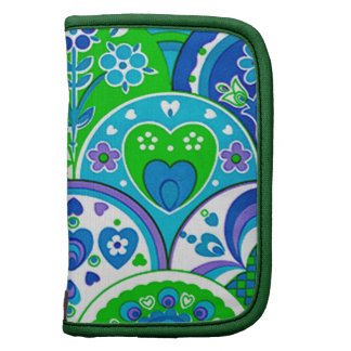 standard of flowers and hearts planners