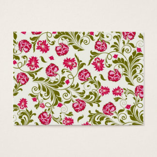 standard of flowers business card