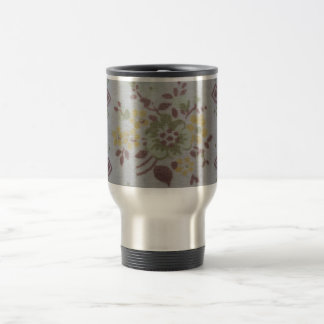 standard of flowers travel mug