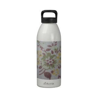 standard of flowers reusable water bottles