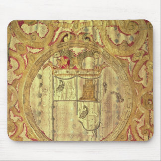 Standard of Francisco Pizarro Mouse Pad