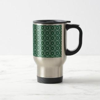 standard of green balls travel mug