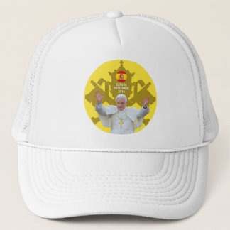 Standard of the Pope Trucker Hat
