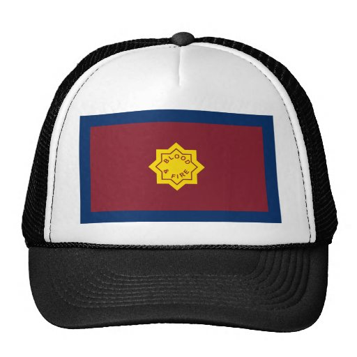 Standard Of The Salvation Army, religious flag Trucker Hat