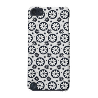 standard of white flowers iPod touch 5G cases